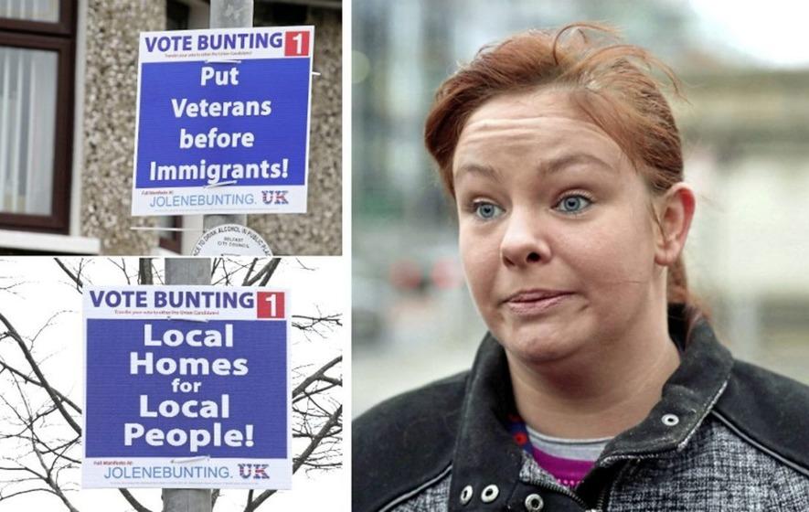 belfast councillor jolene bunting