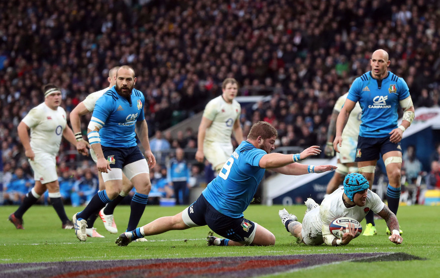 Coronavirus: Italy v England Six Nations match postponed - The ...