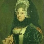 Sophia of Hanover about the time of the Act of Succession