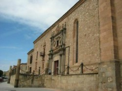 Facade at Fonseca, Irish College Salamanca Courtesy Rita Larkin