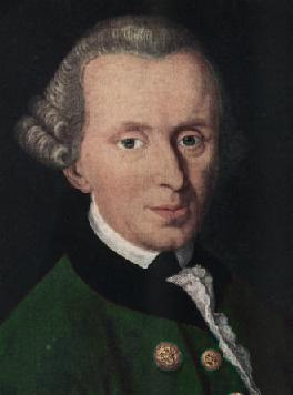 Kant in Green (c) Wikimedia (CC BY-SA 3.0)