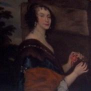 Katherine Jones, Lady Ranelagh: portrait in Lismore Castle Picture courtesy of Michelle di Meo