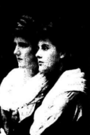 """Eva Gore Booth and Constance Markievicz From """"The Prison Diaries of Constance Markievicz"""""""