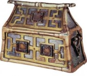 The Copenhagen Shrine (Irish reliquary)