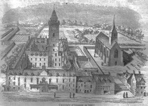 Glasgow University 1650.