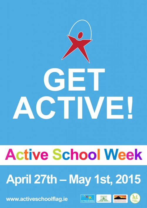 Active school Flag week 2015 Ideas
