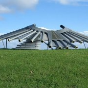 Bird Sculpture Swansea - Irish Rugby Tours, Rugby Tours To Swansea