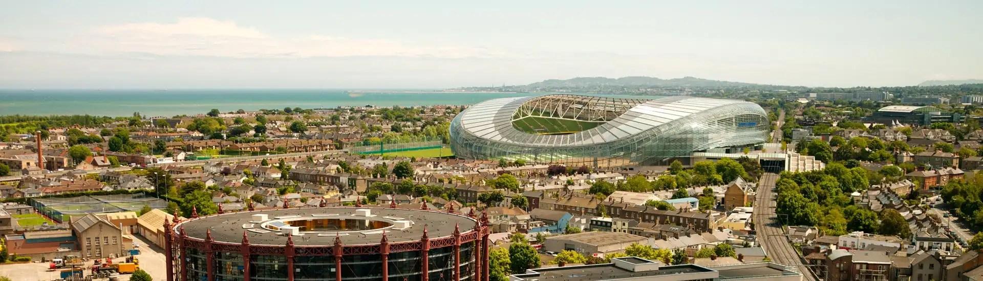 Irish Rugby Tours to Dublin