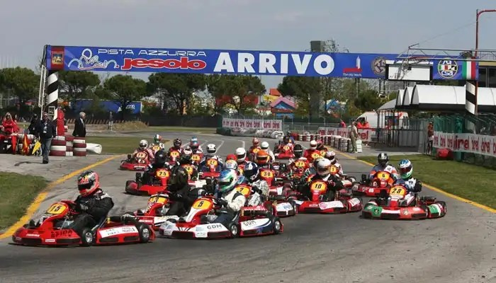 Ligano Sibbiadoro - Rugby Tours to Italy - Go Karting