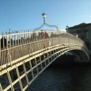 Half Penny Bridge - Irish Rugby Tours, Rugby Tours To Dublin