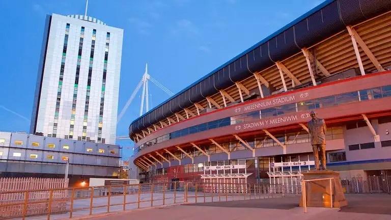Millennium Stadium - Rugby Tours to Cardiff