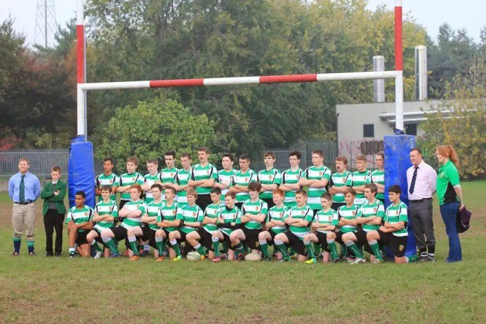 Salvatorian College U14's – Italy Tour Oct 2013
