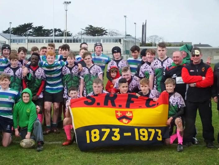 Sunderland RFC Under 14s Dublin Rugby Tour