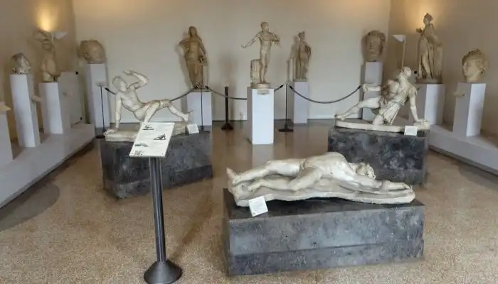 Venice National Archaeological Museum