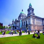 Belfast City Hall - Irish Rugby Tours, Rugby Tours To Belfast