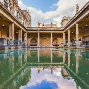 Irish Rugby Tours to Bath - Roman Baths