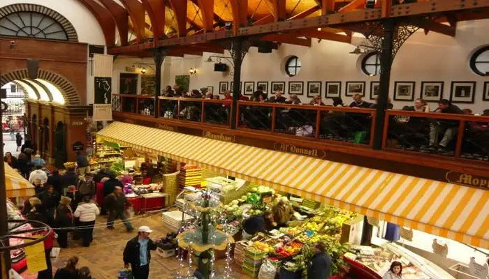 The English Market Cork - Rugby Tours To Cork