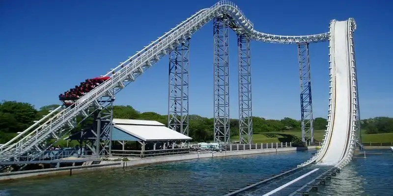 Oakwood Theme Park - Irish Rugby Tours, Rugby Tours To Cardiff