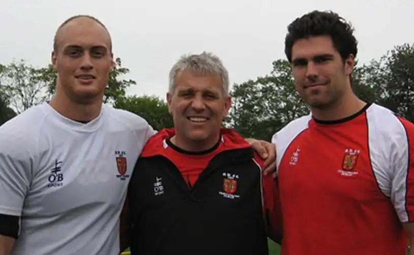 Tony Smeeth - Irish Rugby Tours