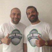 Irish Rugby Tours to Italy