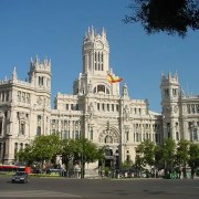 Communications Palace -Irish Rugby Tours, Rugby Tours To Madrid