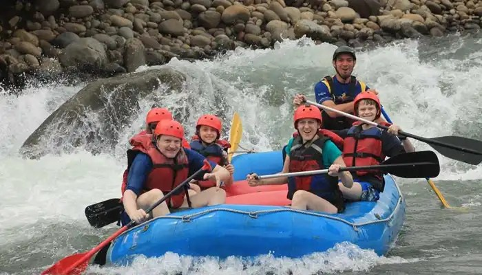 Rafting - Rugby Tours To Bratislava
