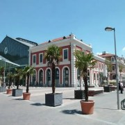Madrid Railway Station - Irish Rugby Tours, Rugby Tours To Madrid