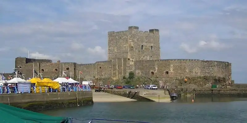 Carrickfergus Castle - Irish Rugby Tours, Rugby Tours To Belfast