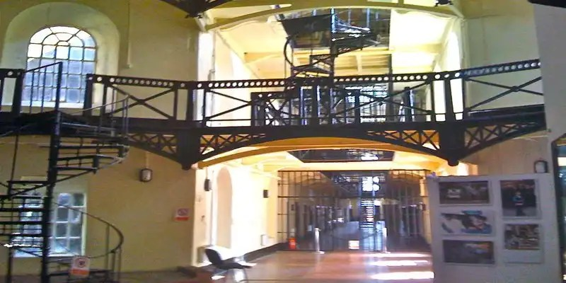 Crumlin Road Gaol - Irish Rugby Tours, Rugby Tours To Belfast