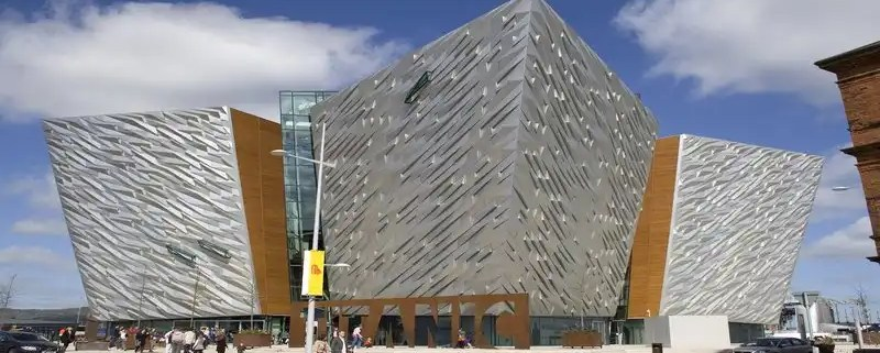 Titanic Belfast - Irish Rugby Tours, Rugby Tours To Belfast