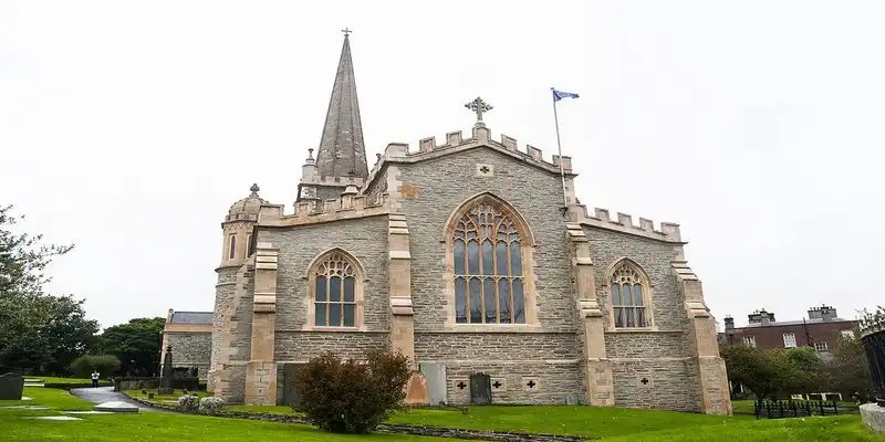 St. Columbs Cathedral - Irish Rugby Tours, Rugby Tours To Derry