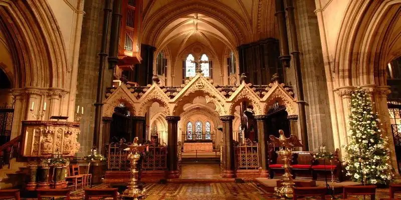 Christ Church Cathedral - Irish Rugby Tours, Rugby Tours