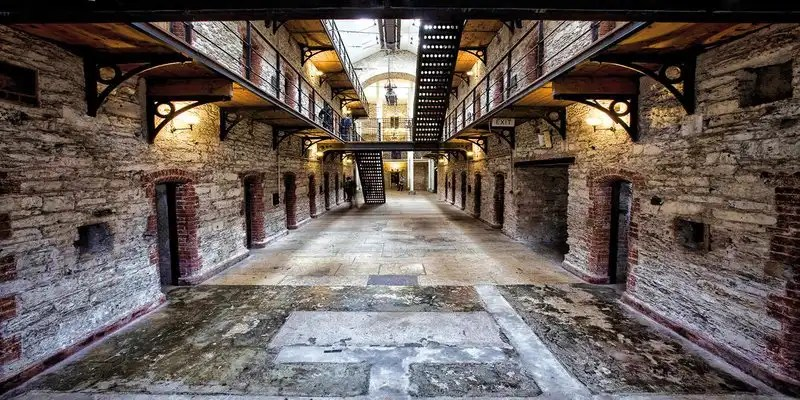 Cork City Gaol - Irish Rugby Tours, Rugby Tours To Cork
