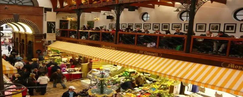 Cork English Food Market - Irish Rugby Tours, Rugby Tours To Cork