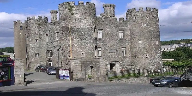 Enniscorthy Castle - Irish Rugby Tours, Rugby Tours To Wexford