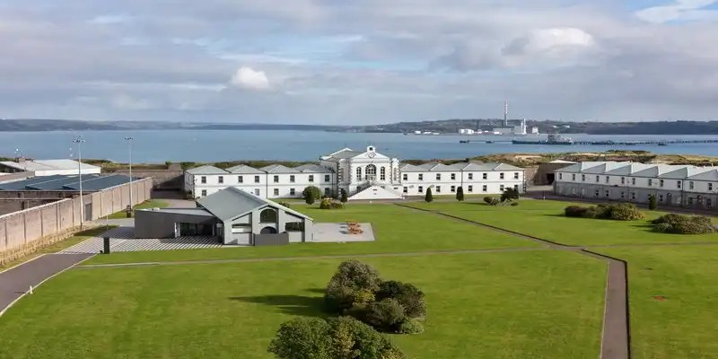 Spike Island Fort - Irish Rugby Tours, Rugby Tours To Cork