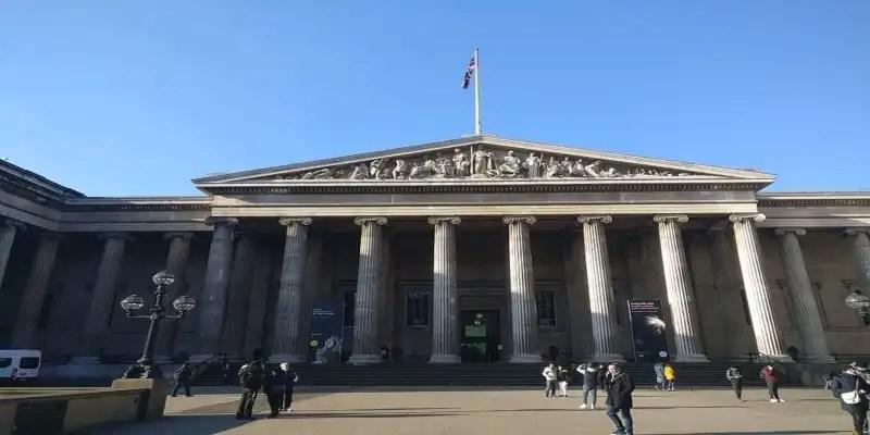 British Museum - Londons' Fantastic Freebies, Irish Rugby Tours