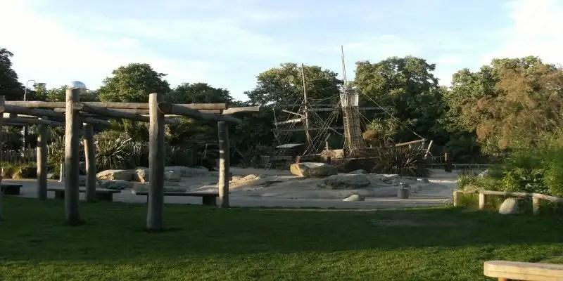 Princess Diana Memorial Playground - Londons' fantastic Freebiees, Irish Rugby Tours