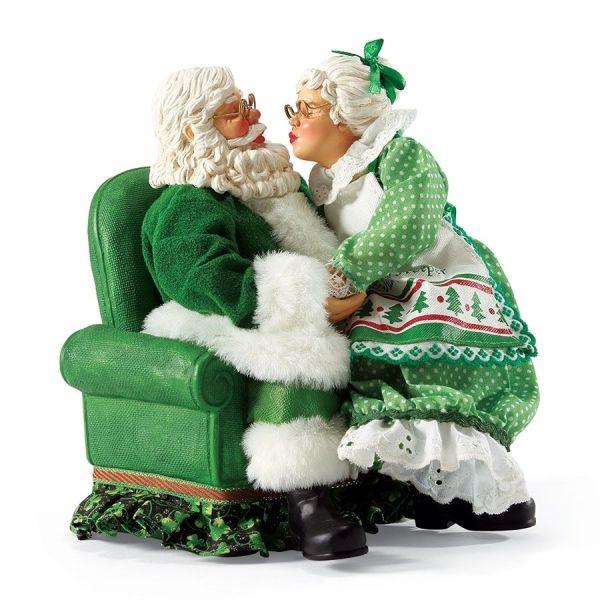 Irish Christmas - Santa Figurine