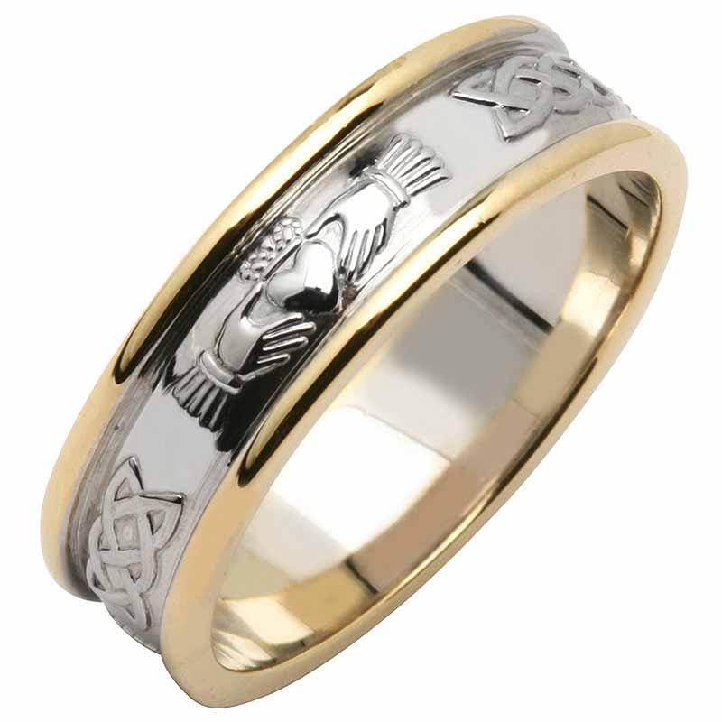 claddagh wedding bands for men  Wedding Decor Ideas
