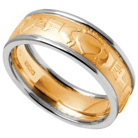 The gallery for --> Claddagh Rings For Men Gold