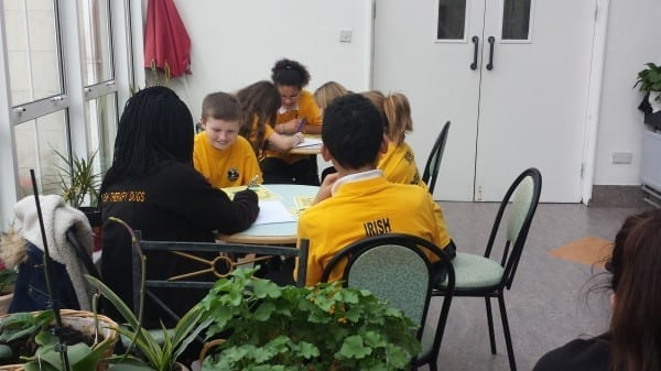 Junior Meeting February