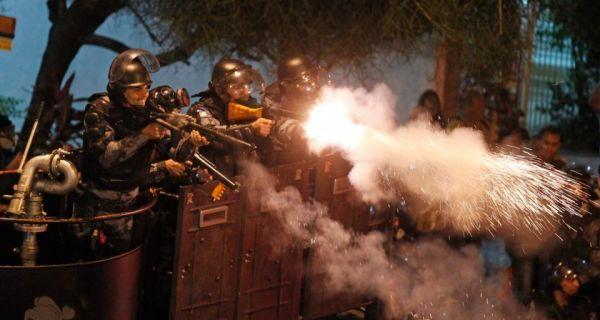 Photograph: Pilar Olivares/Reuters