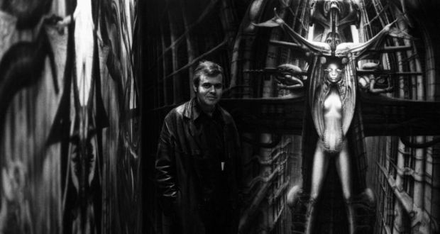alien creator and artist