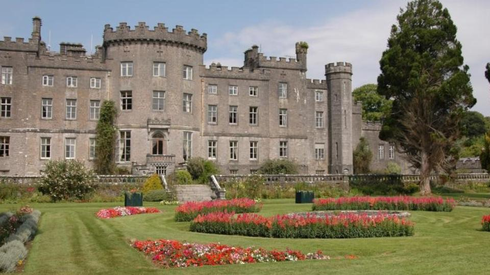 Sligo S Historic Markree Castle Up For Sale
