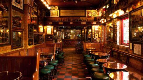 Inside The Four Best Whiskey Bars In Ireland