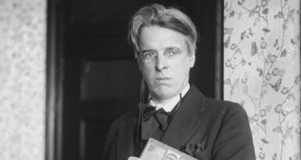 A year-long celebration of the life and works of the poet WB Yeats gets underway this evening with a poetry reading in Sligo's oldest bar.  Photograph: George Grantham Bain Collection/Library of Congress.