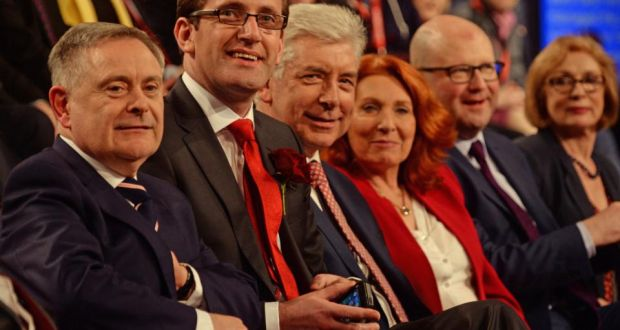 Image result for The Labour Party made mistakes in office, Brendan Howlin admits