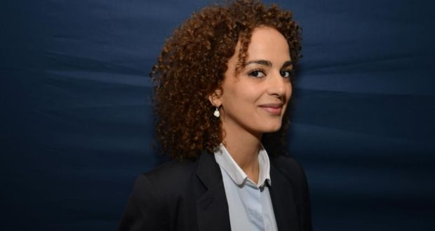 """""""One must not write what is expected. It's important for north African writers to show they have other things to say."""" Leila Slimani, whose novel In the Garden of the Ogre has just won the Prix La Mamounia literary prize in Morocco. Photograph: C Hélie Gallimard"""