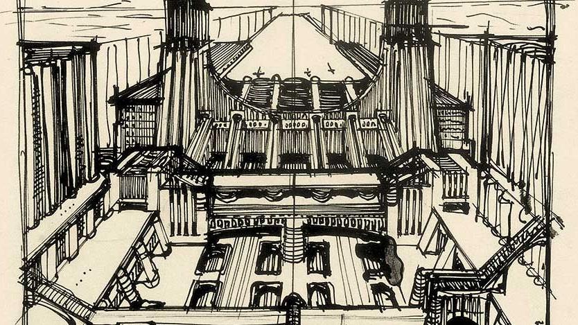 The Futurist World Of Architect Antonio SantElia